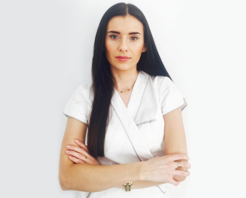 Magister Kosmetologii - Oliwia Walczak